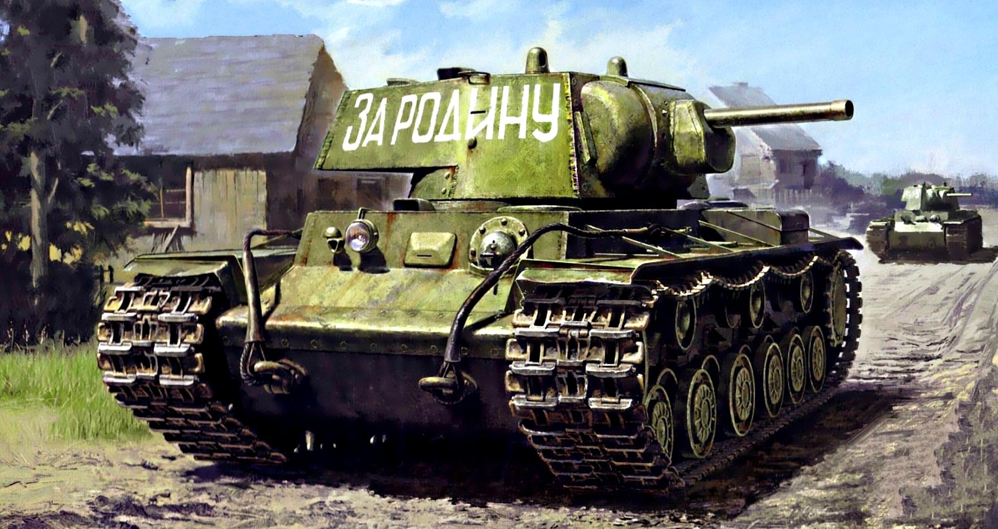 схема рисунка танка кв-85 нарисовать