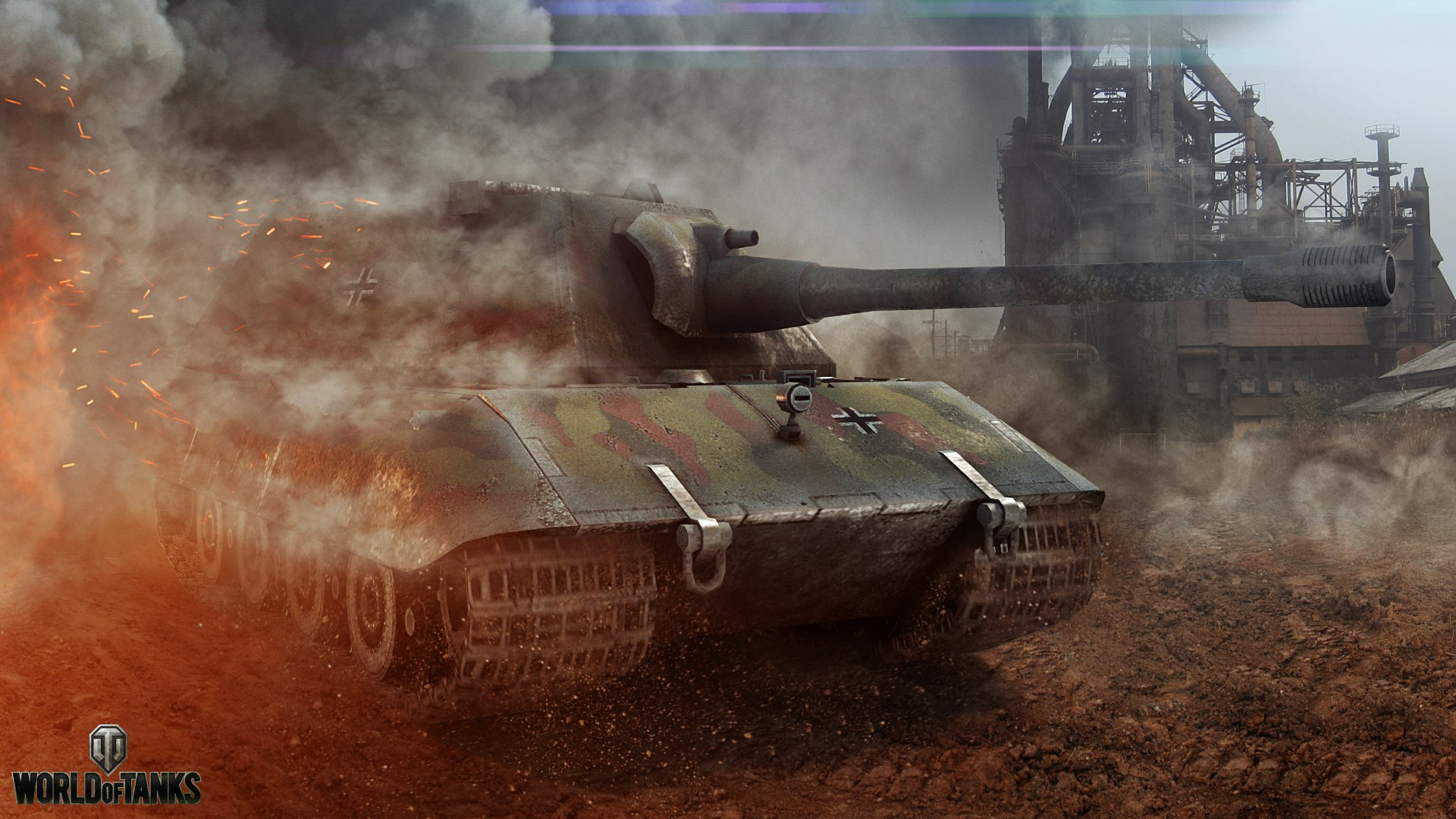 Е100(16к9).jpg - World of Tanks