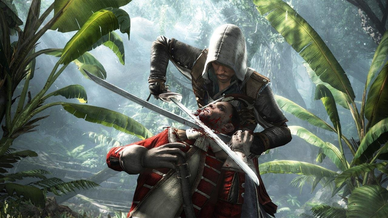 Assassin's creed 4 photo n a k  sexy photos