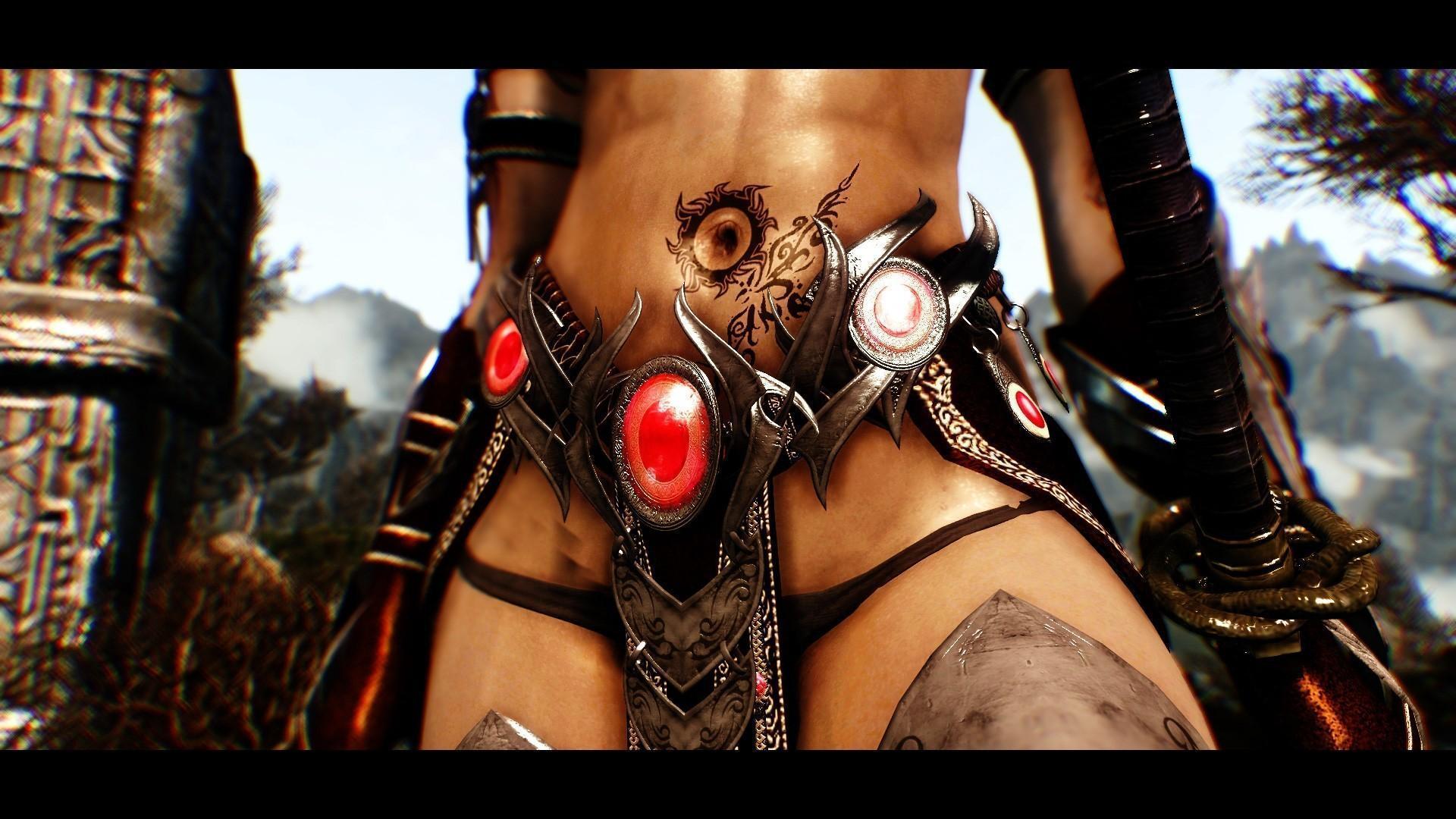 Sexy warrior girl screensaver adult scenes