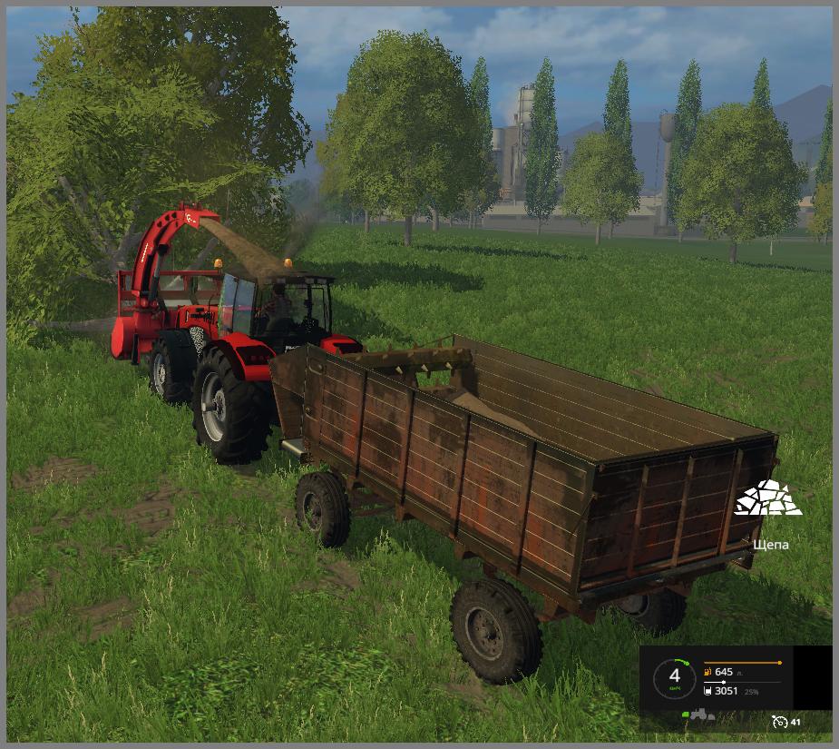 Новые моды на фермер симулятор 2018 выложенные