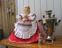Куклы на самовар