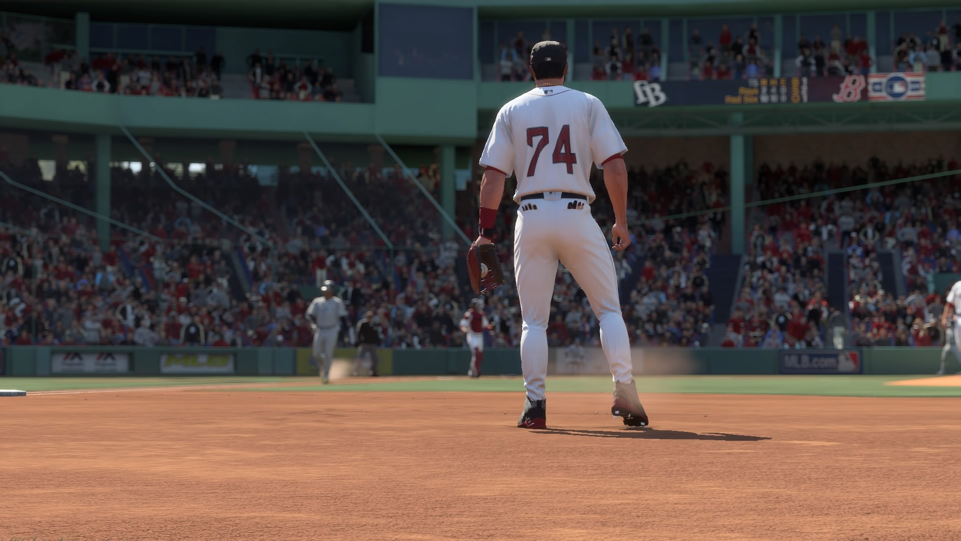Double play - MLB The Show 16 PlayStation 4, Скриншот из игры