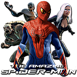 The Amazing Spider-Man.png - Amazing Spider-Man, the