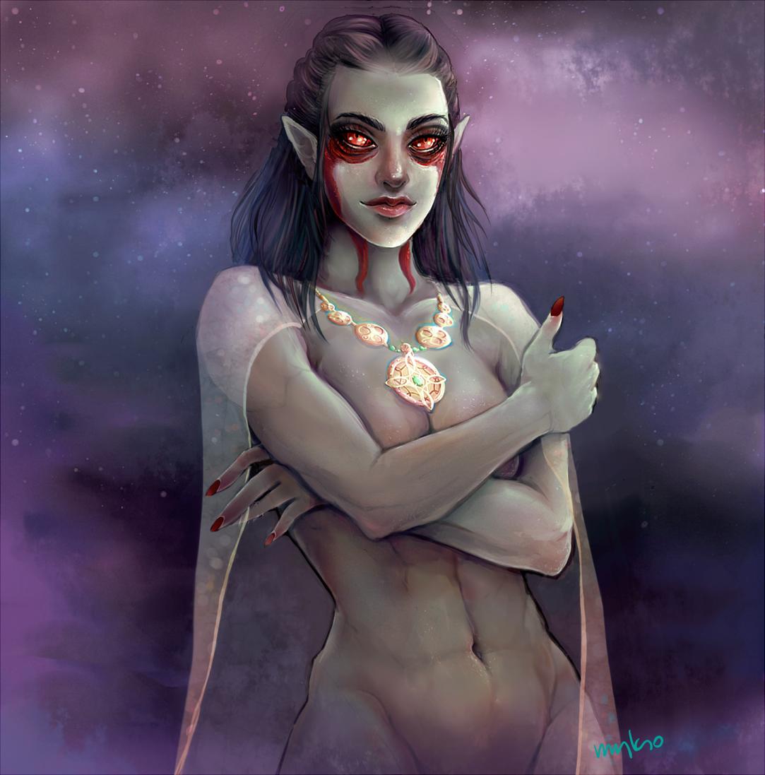 Skyrim hot elf girl naked naked pics