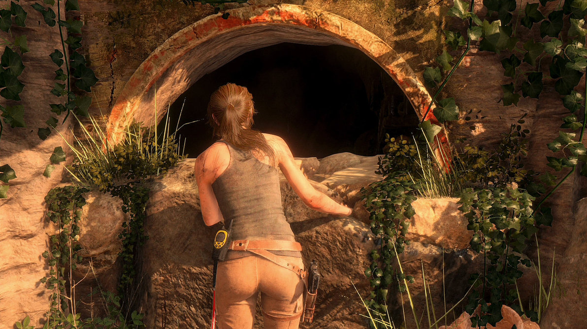 Lara croft sex with undead naked picture