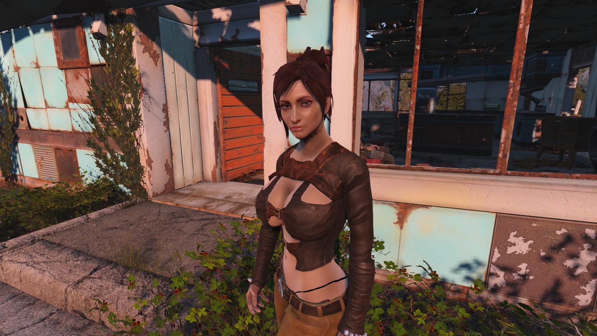 Fallout cait sex mod erotica gallery