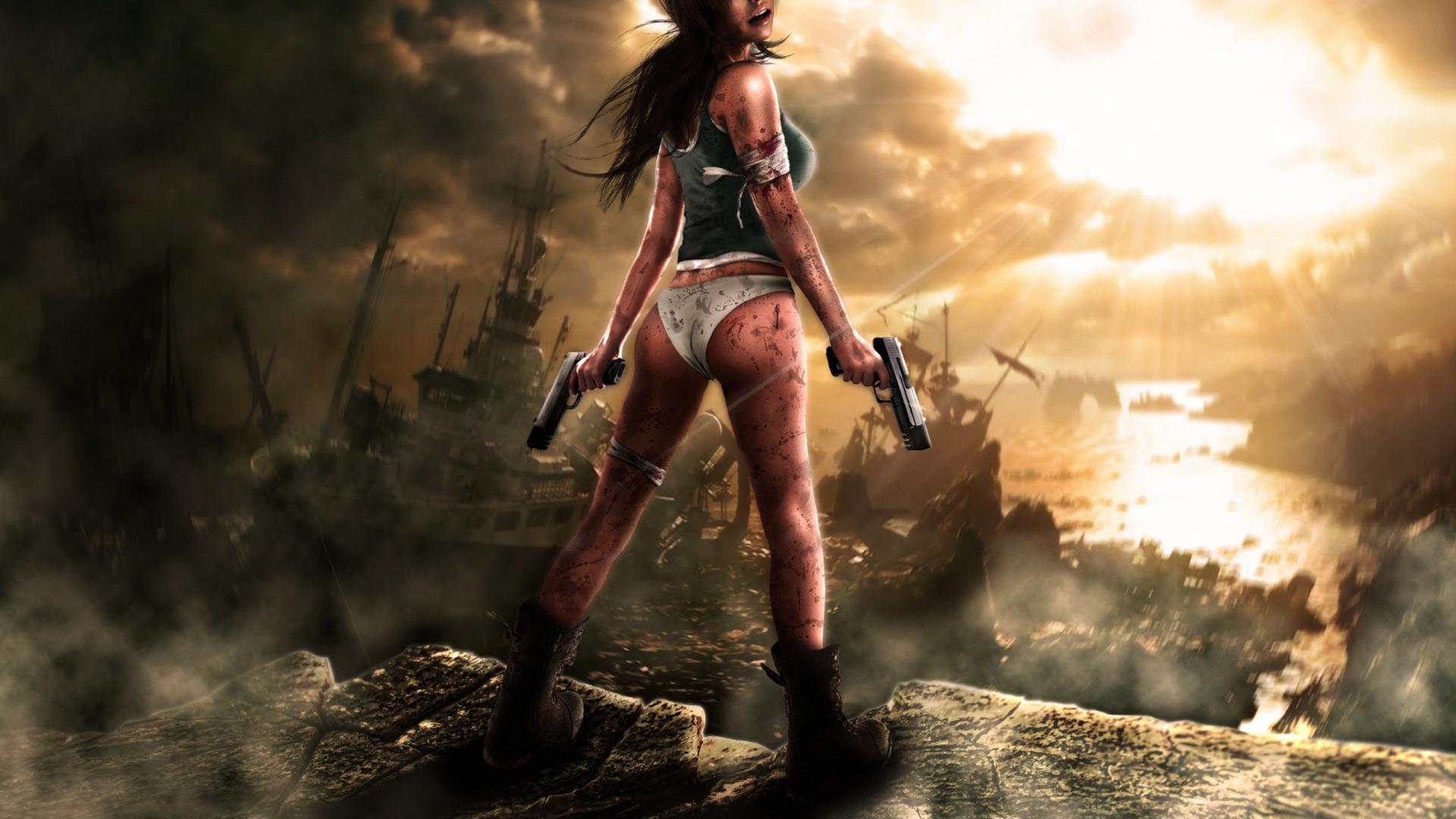 Wonder treasure tomb raider porn game screenshot naked movie