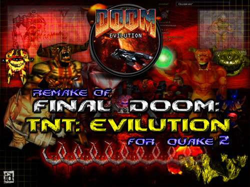 Legacy of Doom 2 - TNT Evilution - poster 500x375