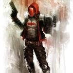Batman: Arkham Knight Redhood5