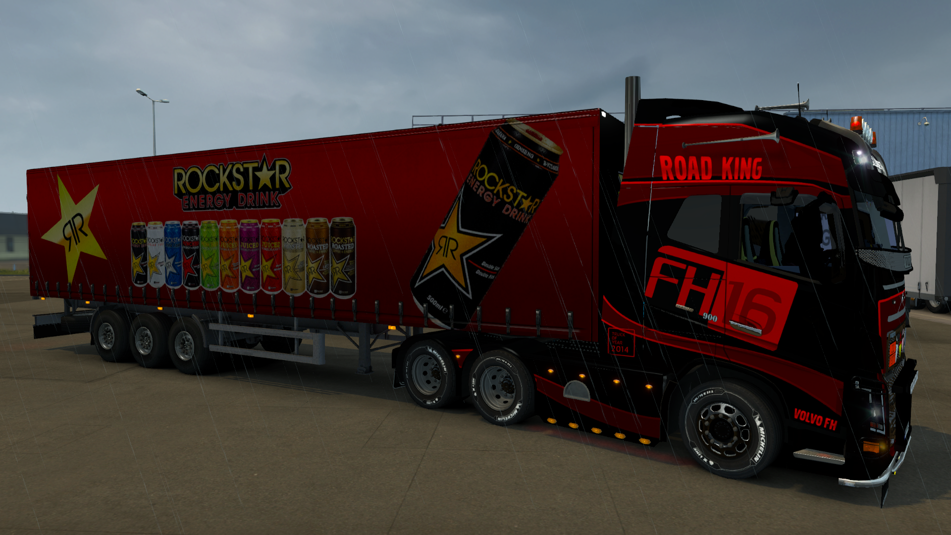 ets2_00008.png - Euro Truck Simulator 2 Europa, Volvo FH16 2013, Трак, Транспорт