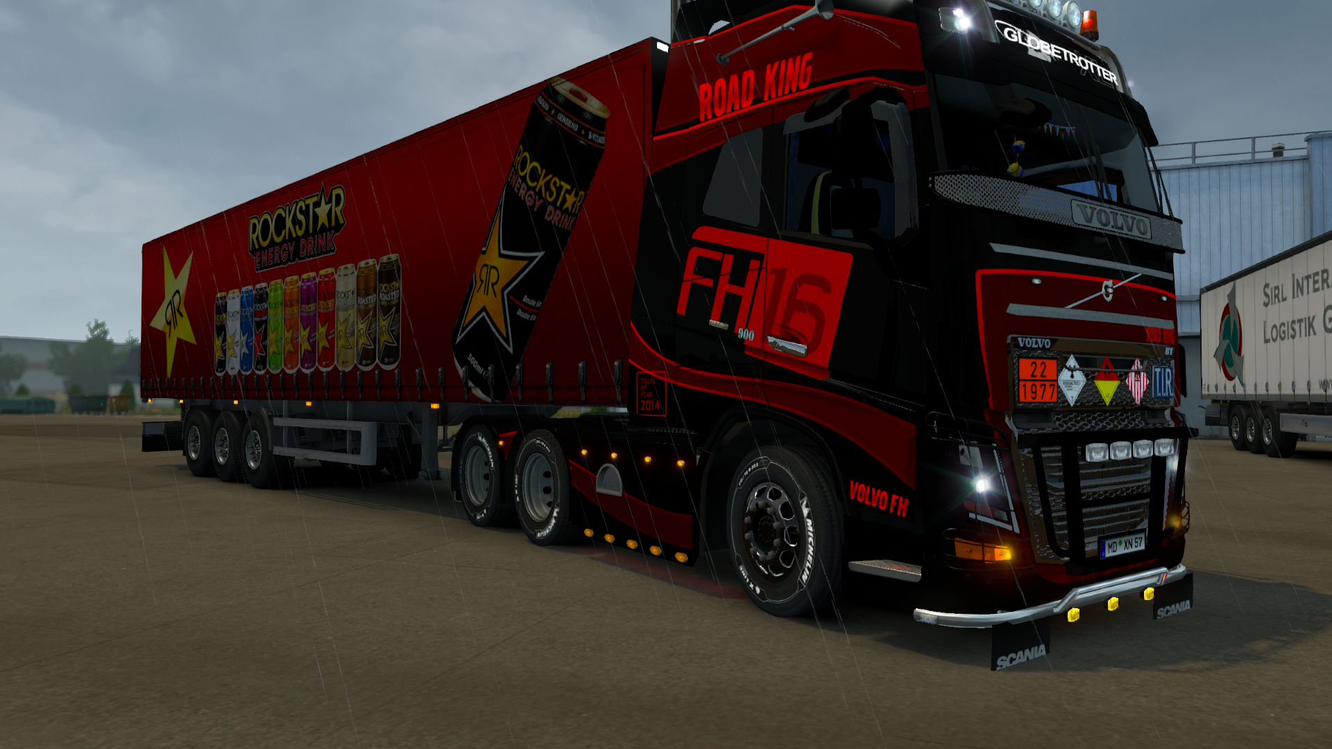 ets2_00007.png - Euro Truck Simulator 2 Europa, Volvo FH16 2013, Трак, Транспорт