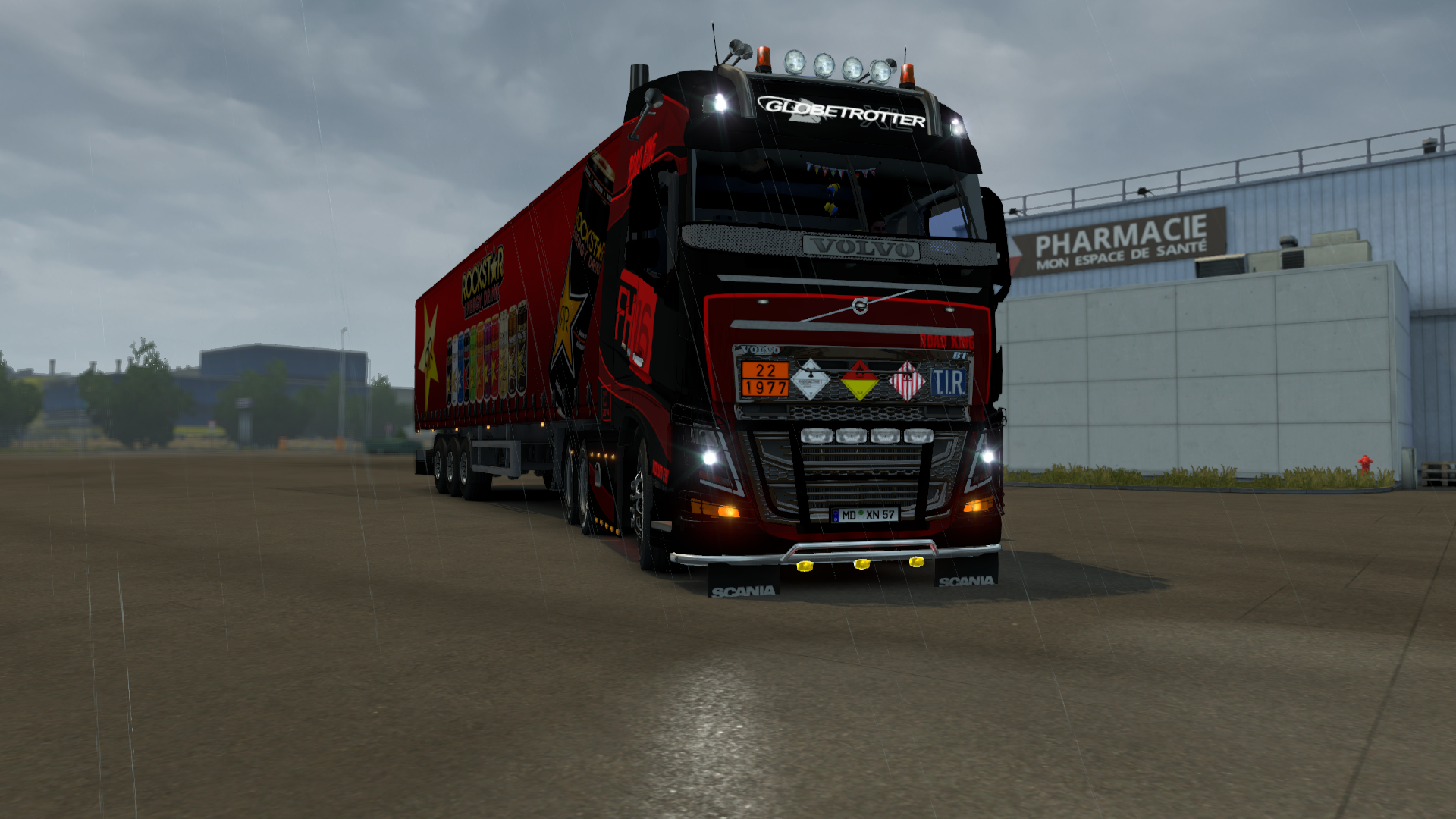 ets2_00004.png - Euro Truck Simulator 2 Europa, Volvo FH16 2013, Трак, Транспорт