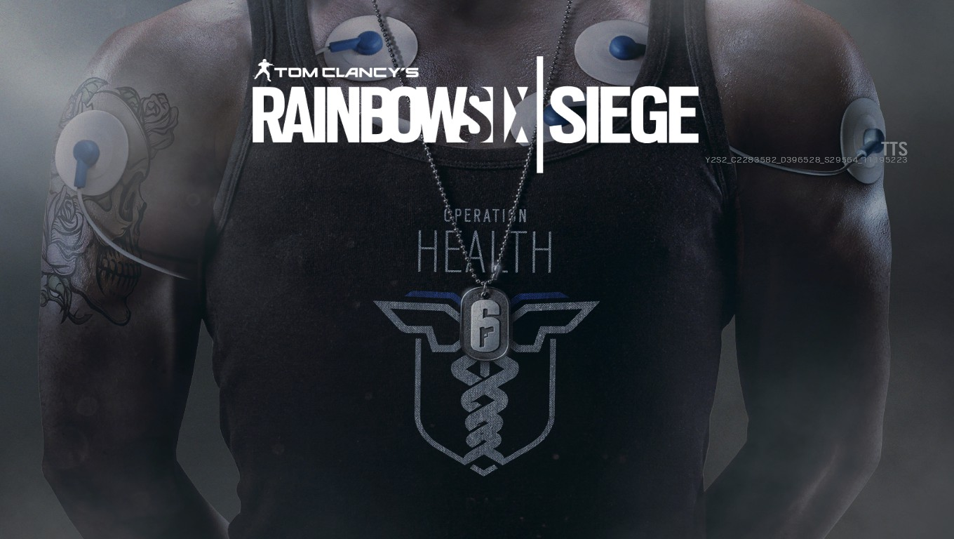 TTS - Tom Clancy's Rainbow Six: Siege TTS