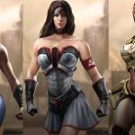 Injustice 2 Diana outfits