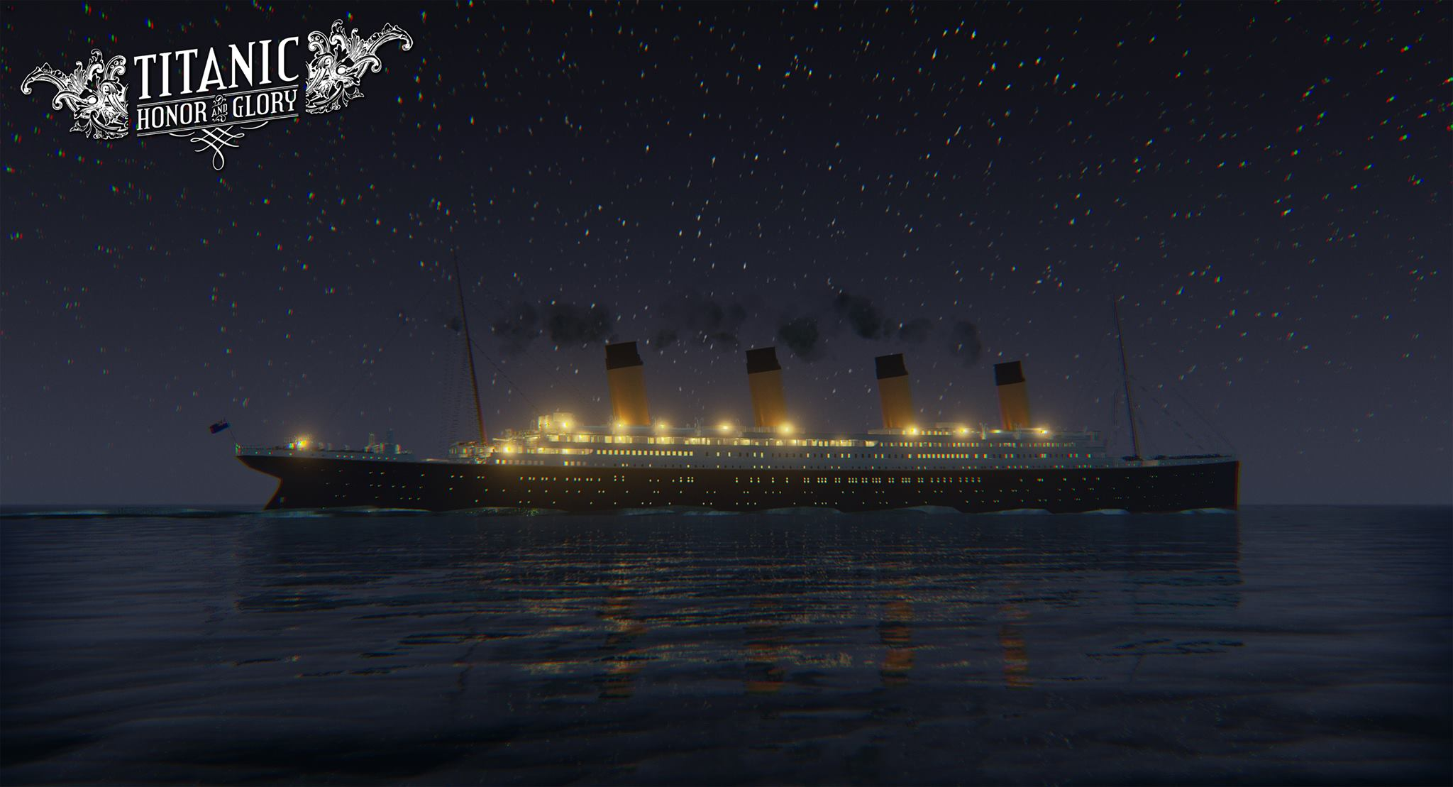 an analysis of the play about titanic