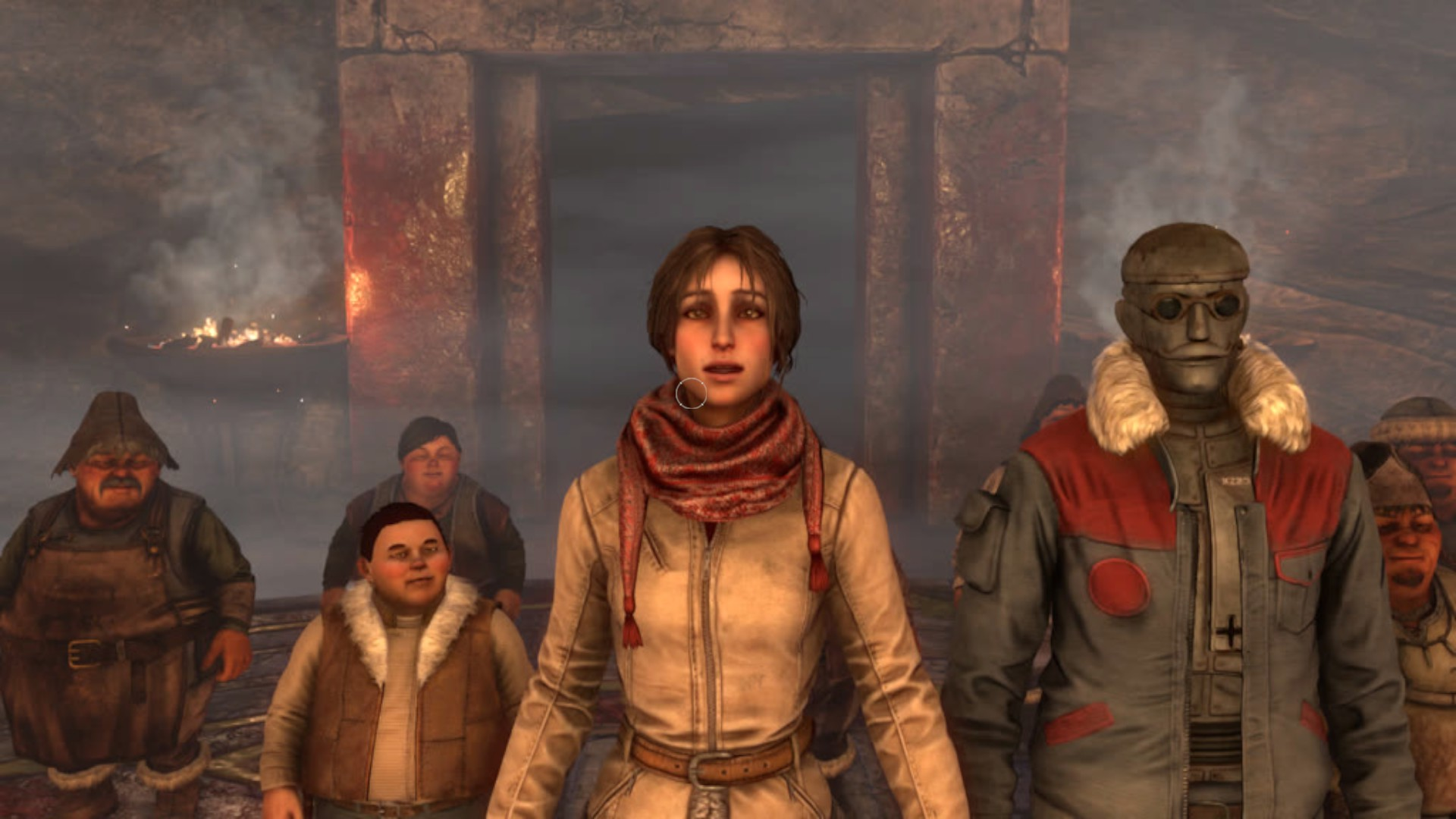 this is interesting - Syberia 3 Syberia