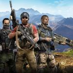 Tom Clancy's Ghost Recon: Wildlands Отряд