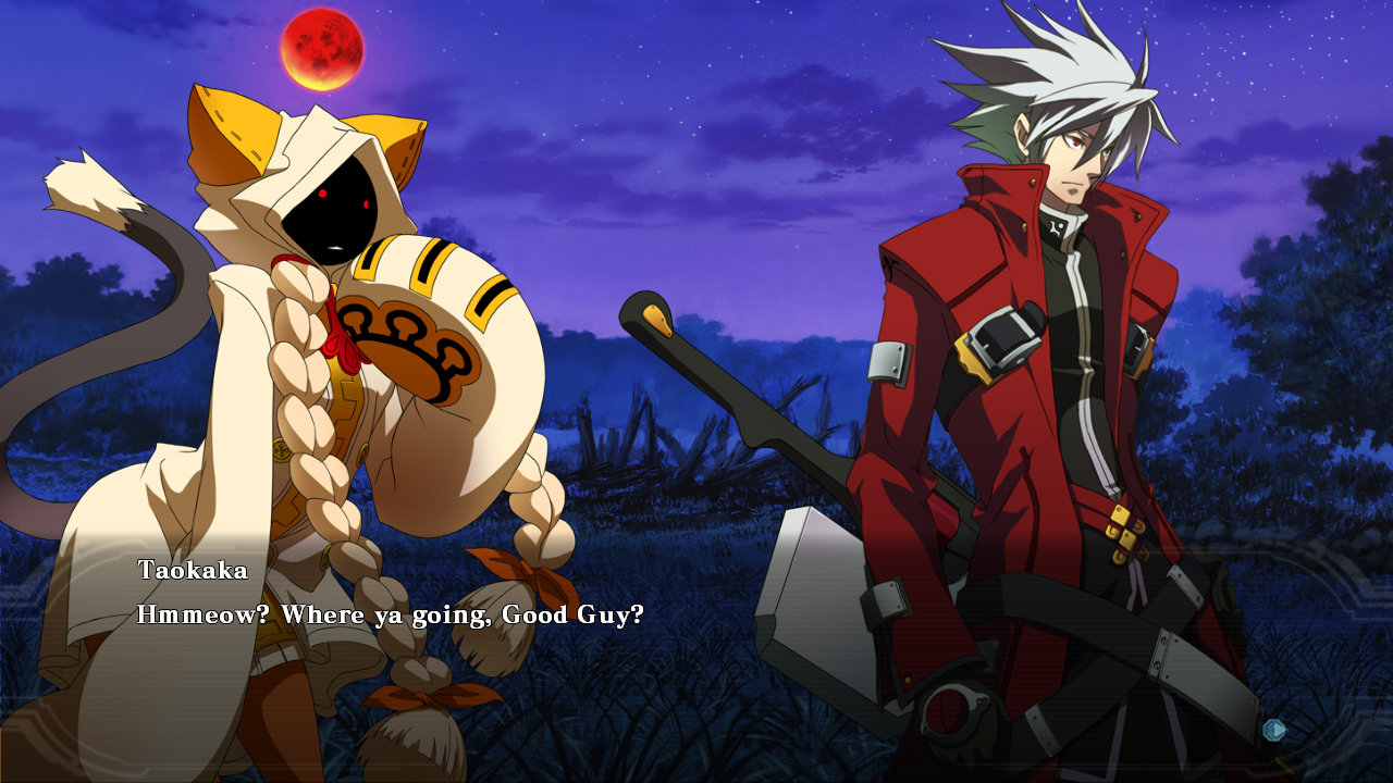 - - BlazBlue: Chronophantasma Скриншот
