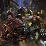 Warhammer 40.000: Space Marine Champions Of the Eternal - Black Libary