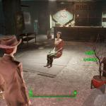 Fallout 4 Piper's no one gave a chair