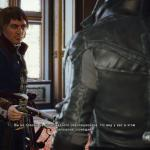 Assassin's Creed: Unity На поле он