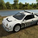 Forza Horizon 3 Ford RS200