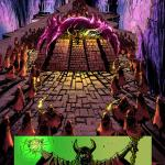 Ghostbusters: Sanctum of Slime Ghostbusters: Sanctum Of Slime - Cinematics Background Artwork