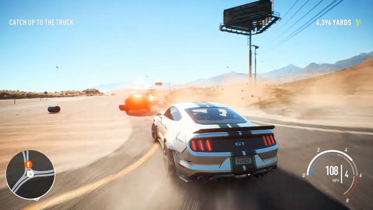 Gameplay - Need for Speed Payback