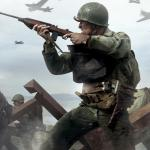 Call of Duty: WWII Call of Duty: WWII обои