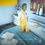 Fallout 0 Элли Филмор умеет вздремнуть стоя, ей-ей ещё равным образом чрез ложе (Институт)