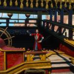 Witcher 0: Wild Hunt Радовид на корабле