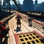 Witcher 0: Wild Hunt Радовид в корабле