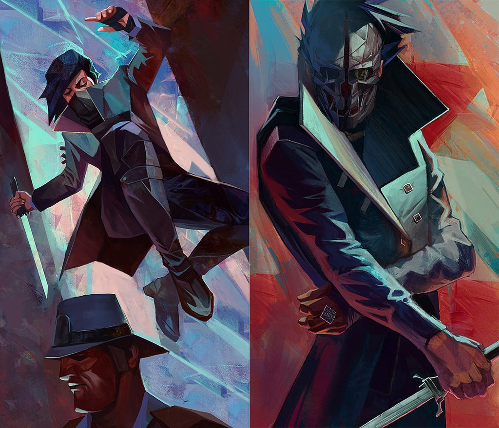 Dishonored 2 - Dishonored 2 art