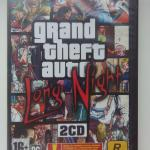 Grand Theft Auto: Vice City gta - long night (2cd - версия) в dvd - боксе!