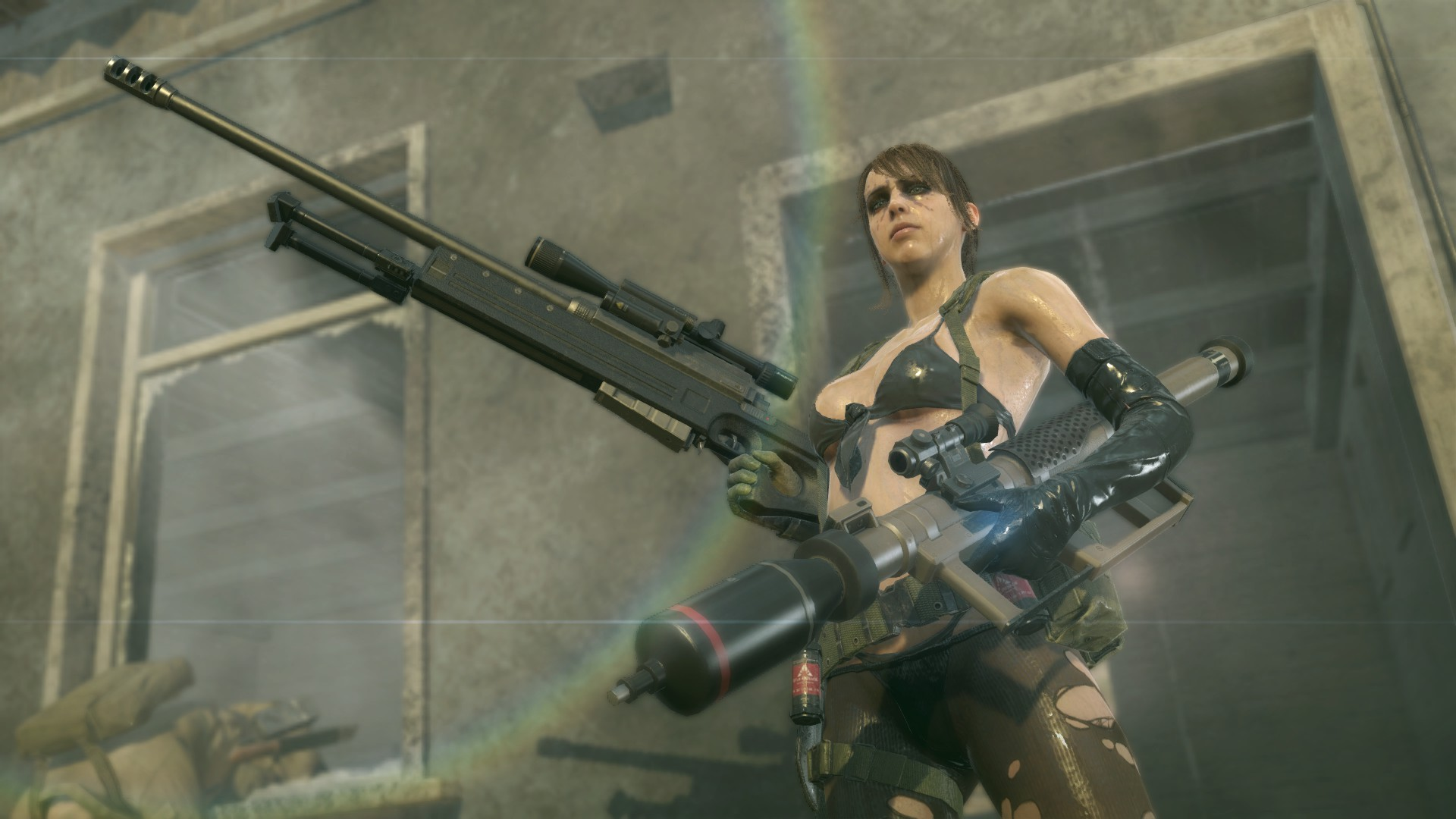 Metal Gear Solid V The Phantom Pain - Metal Gear Solid 5: The Phantom Pain