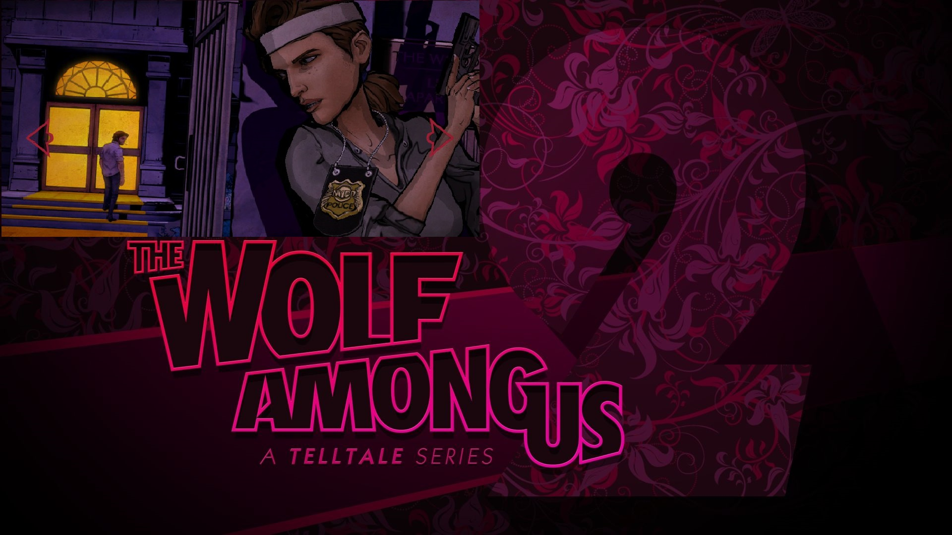 S2 - Wolf Among Us: Season 2, the wolf amog us 2