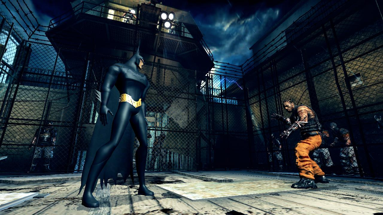 Screenshot - Batman: Arkham Origins Blackgate