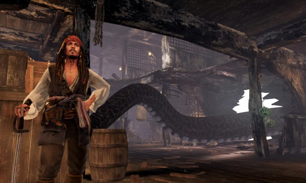 Screenshot - Pirates of the Caribbean: At World's End