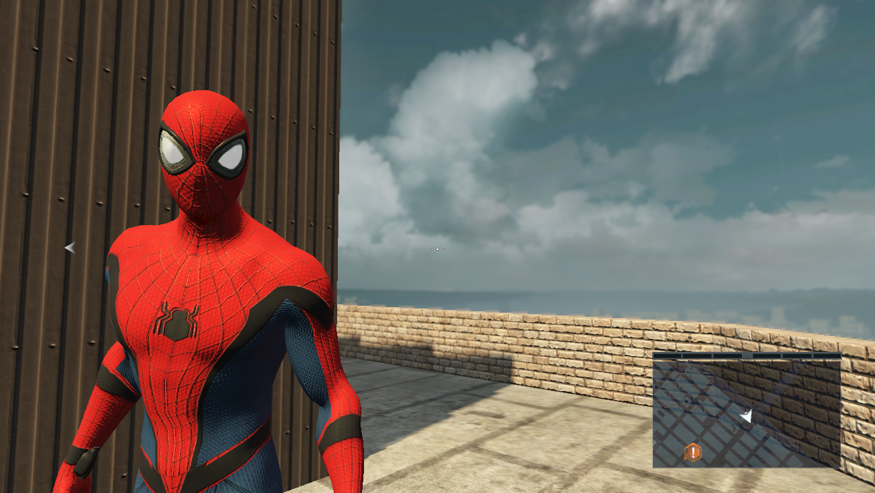 Skins by KRITEX - Amazing Spider-Man 2, the My Skins, TASM 2