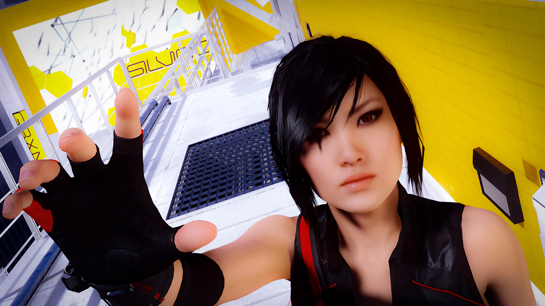 Catalyst - Mirror's Edge Catalyst teg