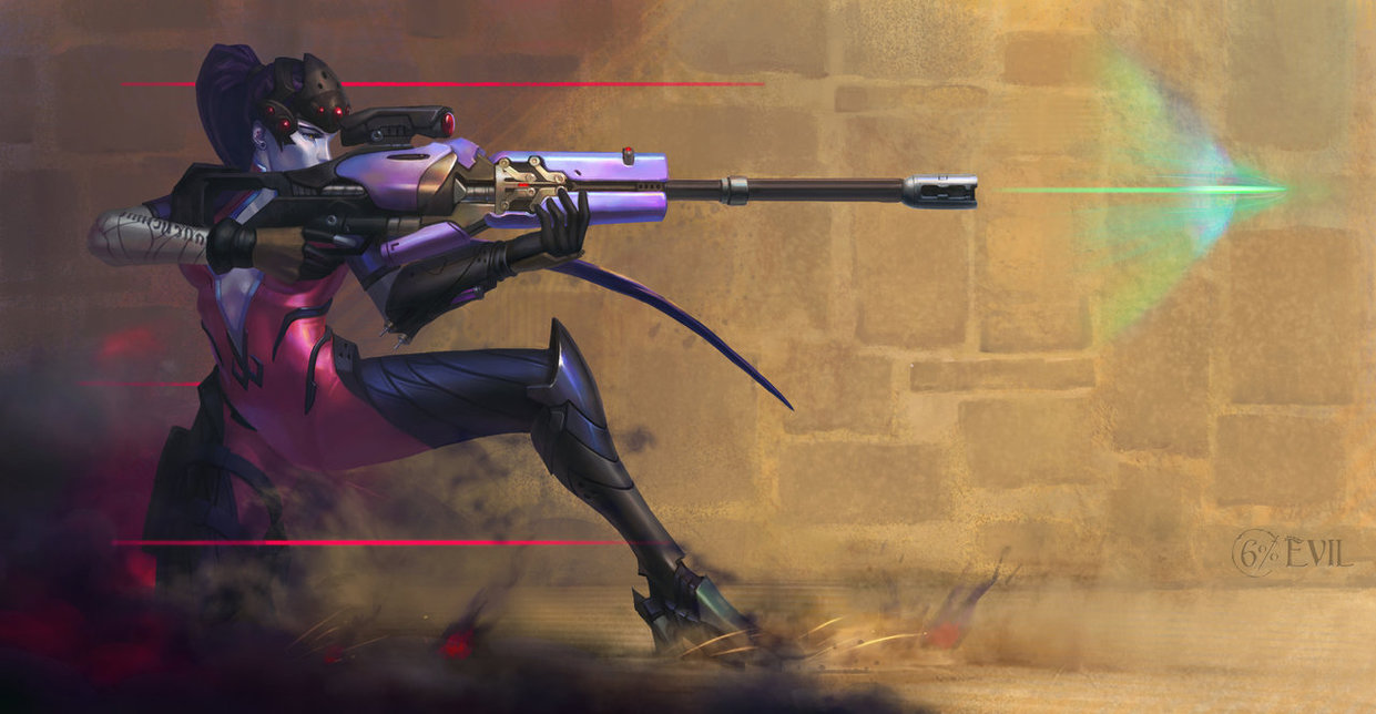 widowmaker - - art