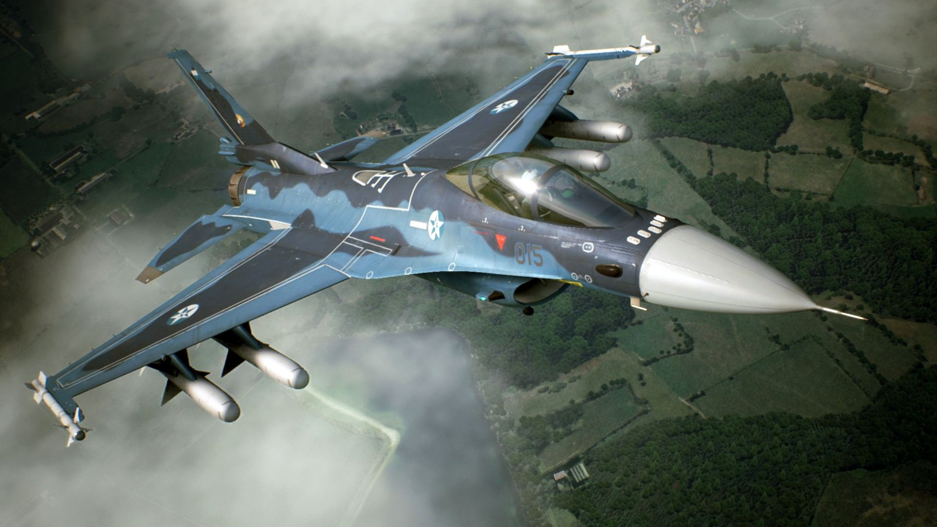 Ace Combat 7: Skies Unknown - Ace Combat 7: Skies Unknown Скриншот