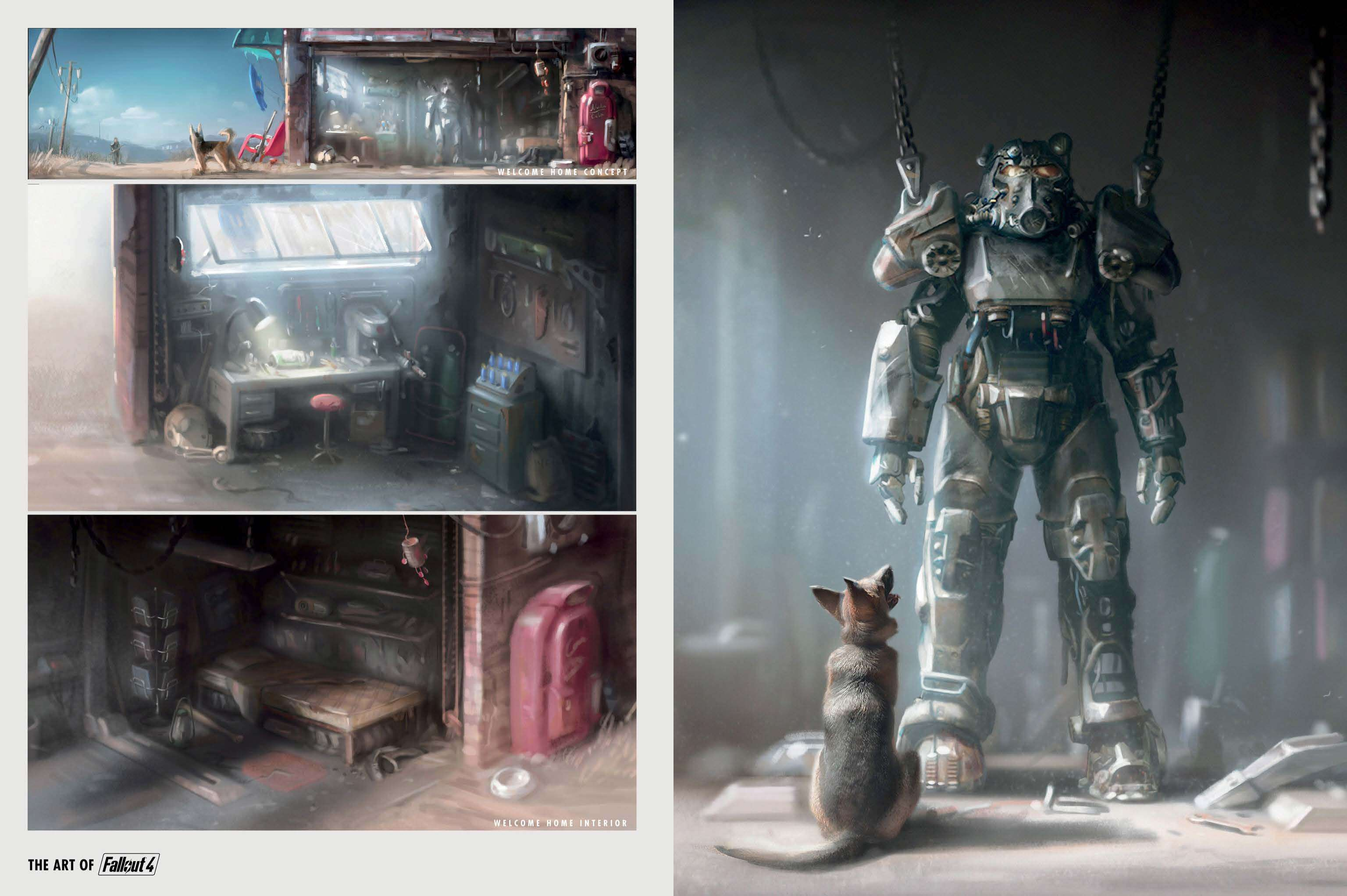 The Art of Fallout 4 - # 181 - Fallout 4 Art, ArtBook, арт