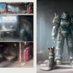 Fallout 4 The Art of Fallout 4 - # 181