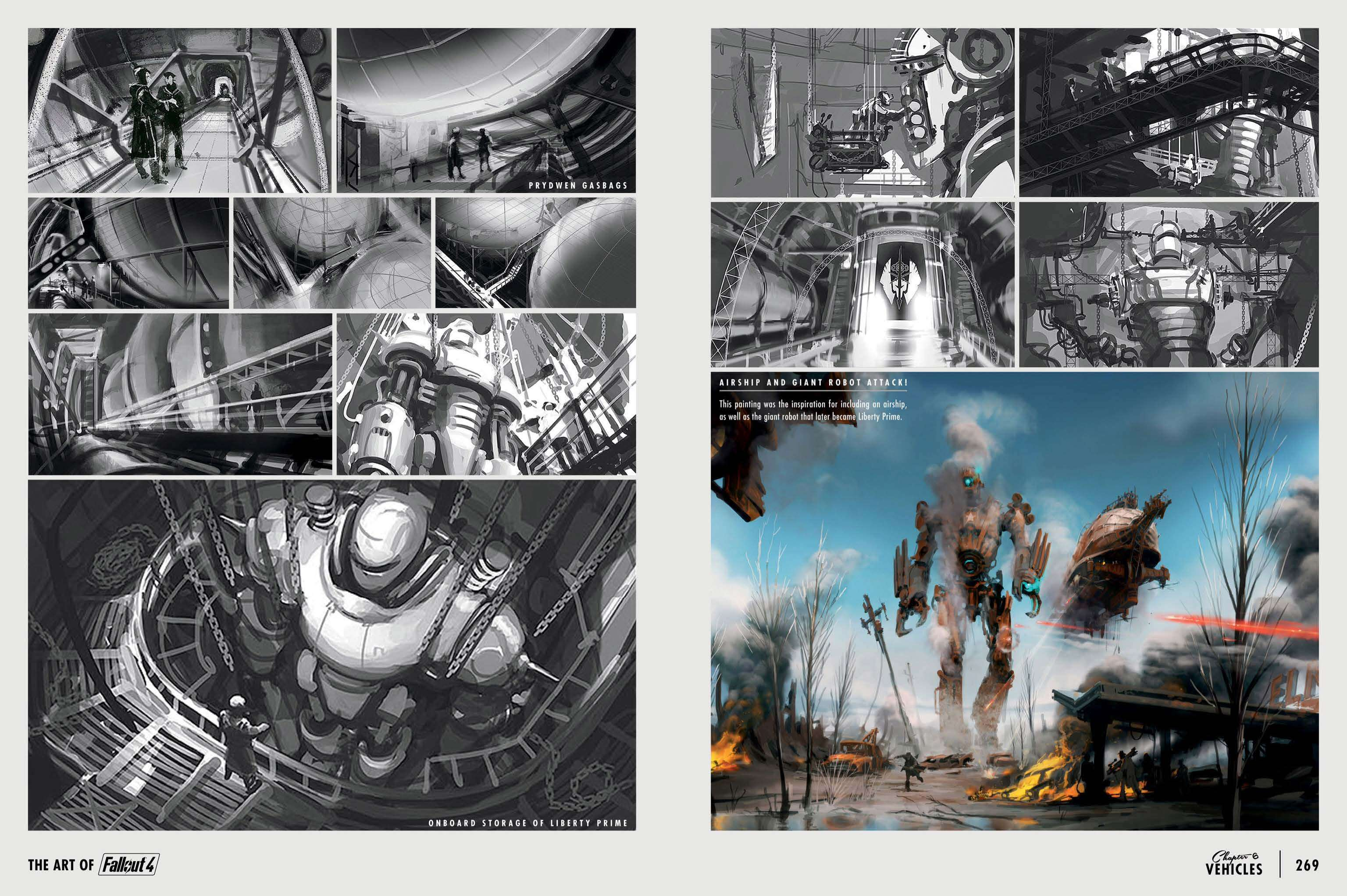The Art of Fallout 4 - # 135 - Fallout 4 Art, ArtBook, Arts, арт, арты