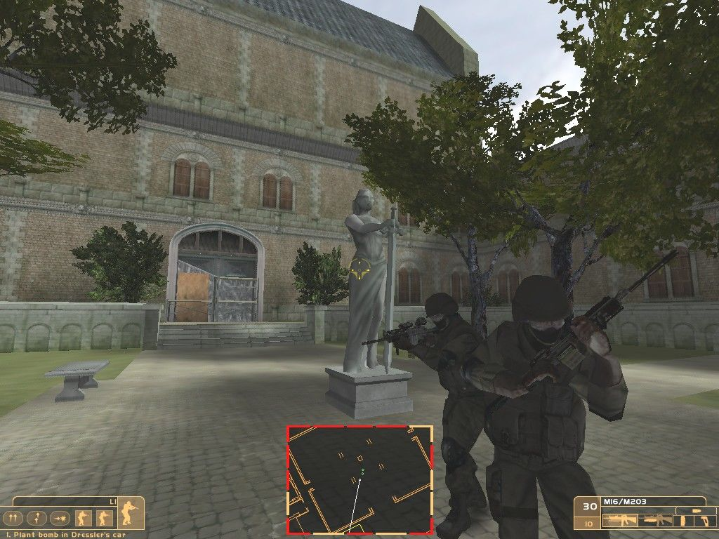 Tom Clancy's The Sum of All Fears - Tom Clancy's The Sum of All Fears Screenshot, Скриншот