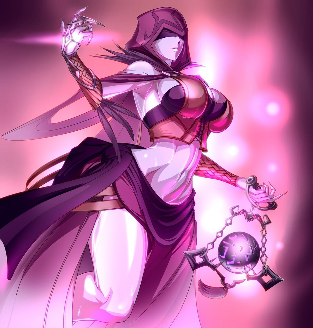 Seris - Paladins: Champions of the Realm Paladins, Seris