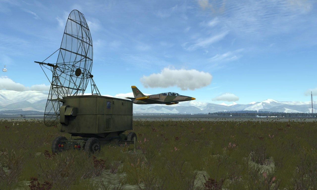 - - DCS World Albatros, L-39, L-39C Albatros, Скриншот