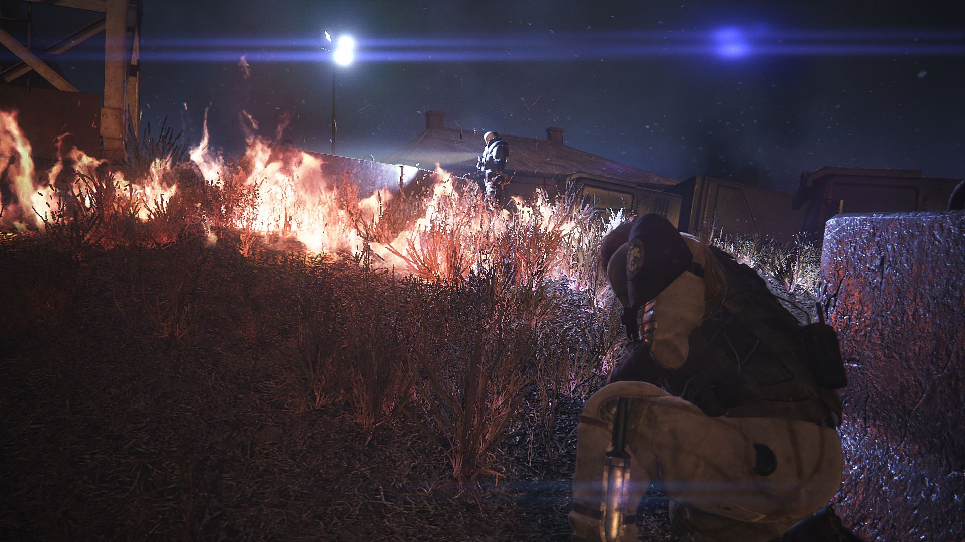 Left Alive - Left Alive Screenshot, Скриншот
